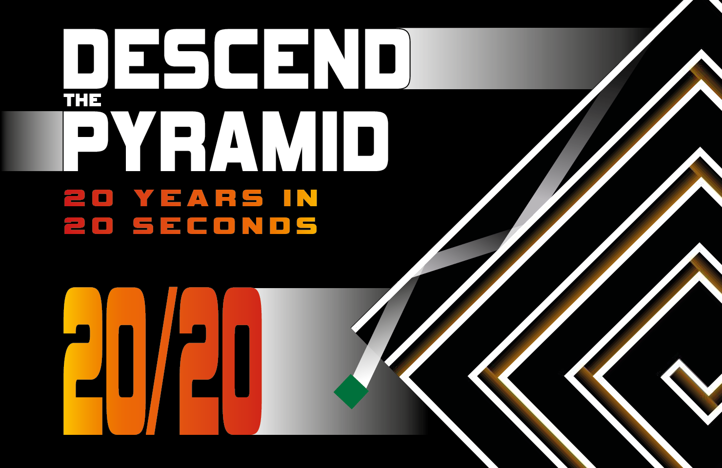 Descend the Pyramid (#GM20 Jam)