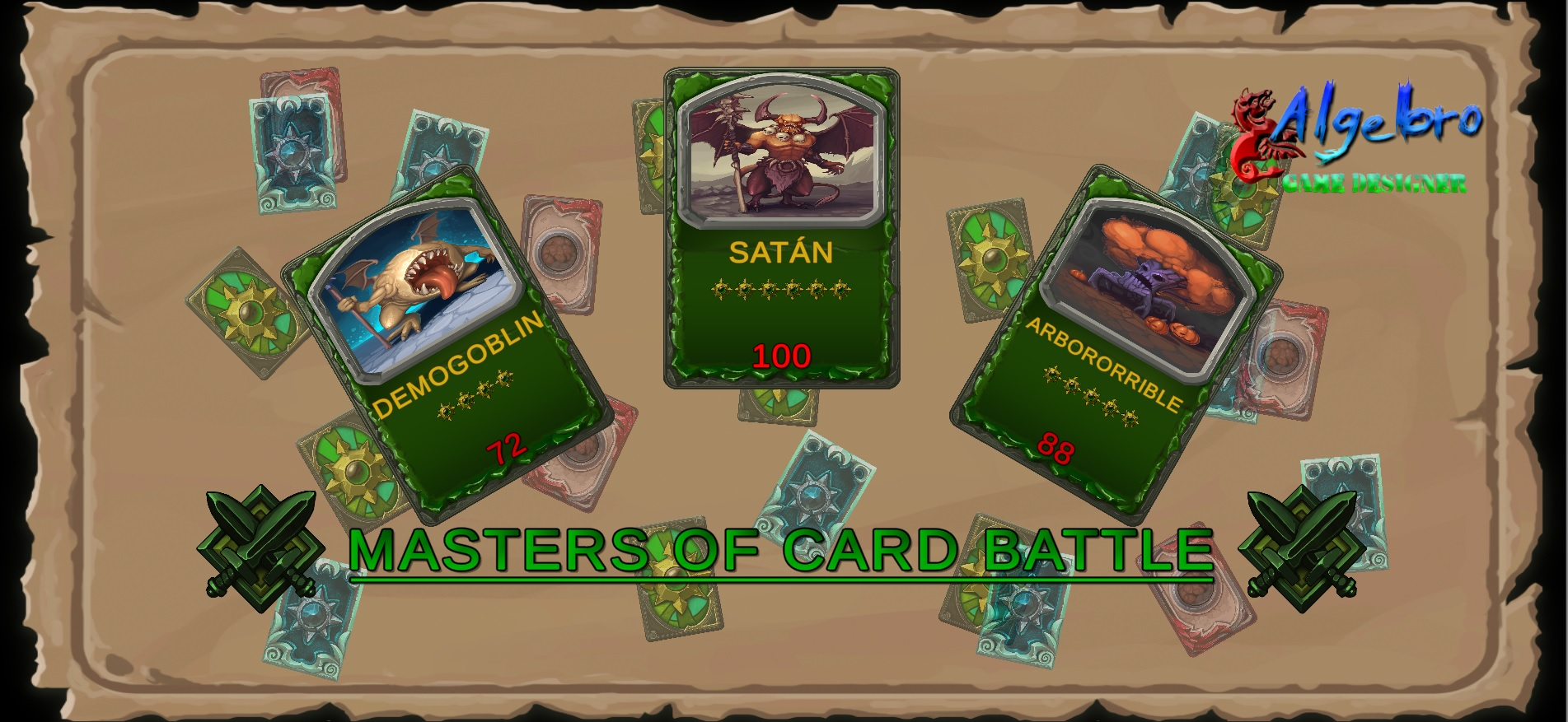 Master of Card Battle