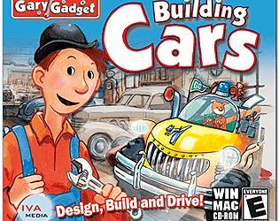 Gary Gadget Building Cars (Swedish)