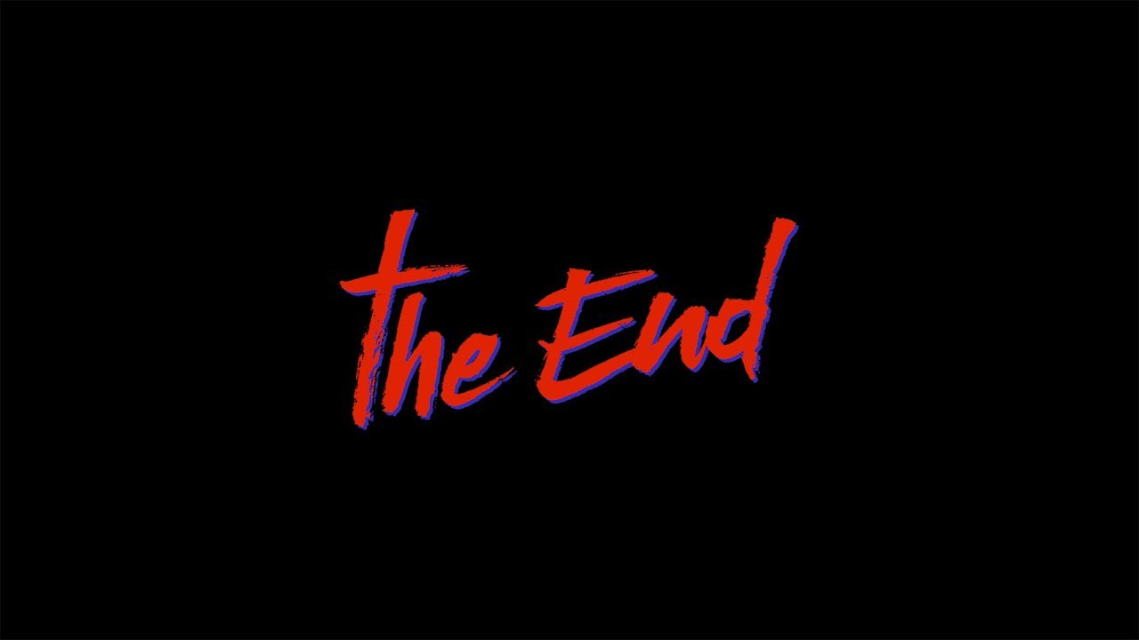 THE END 7