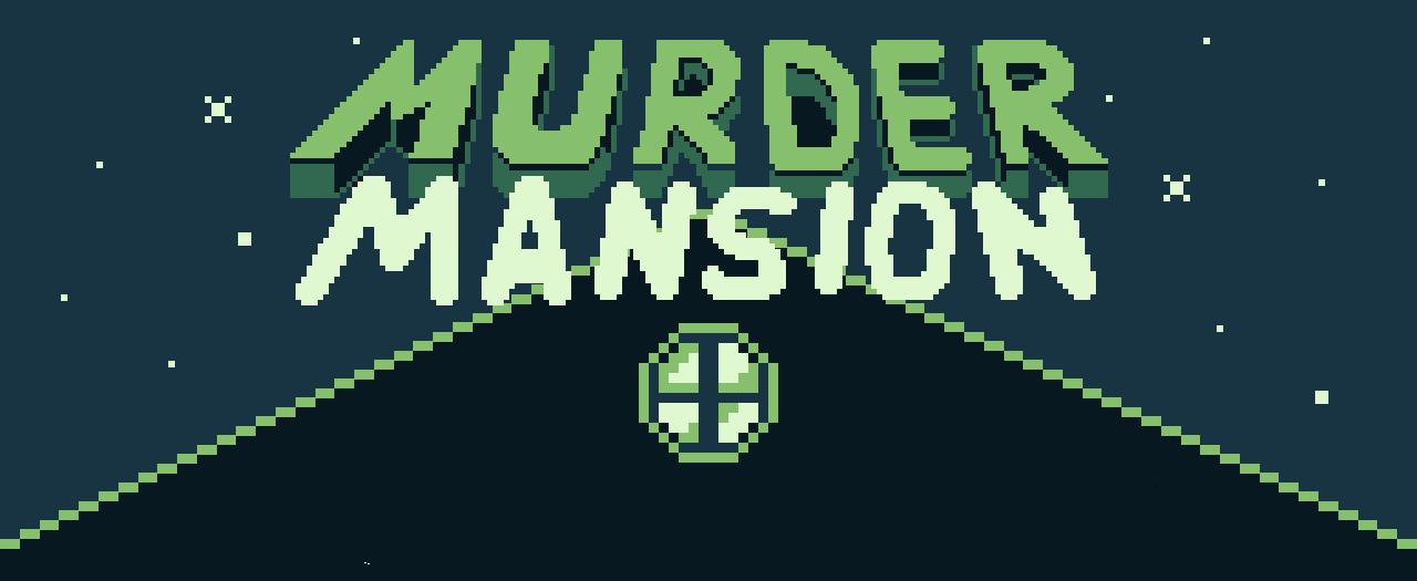 Murder Mansion (GB-Studio Game)
