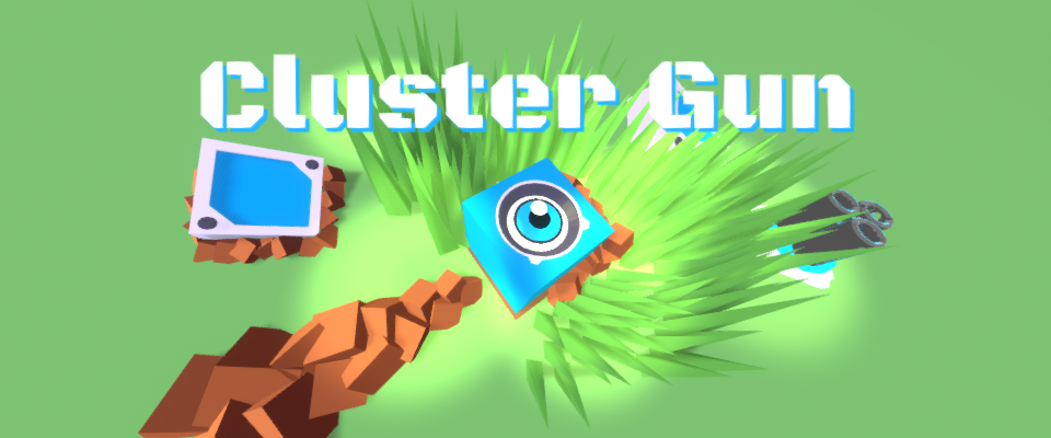 Cluster Gun