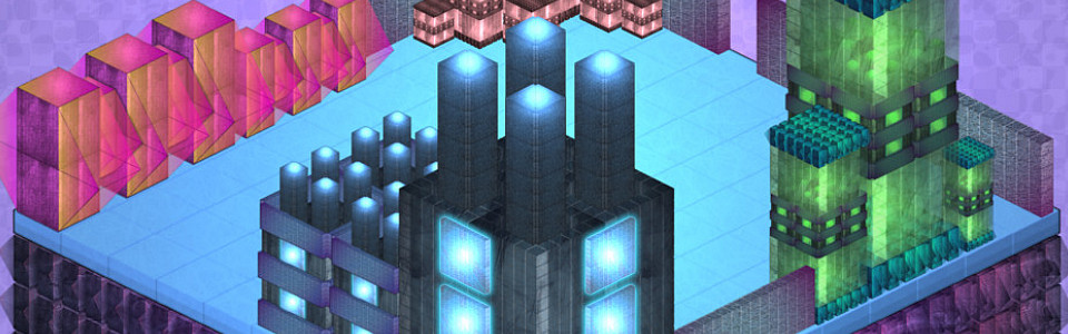 Unusual & Abstract Isometric Building Pack (110+ Items!)