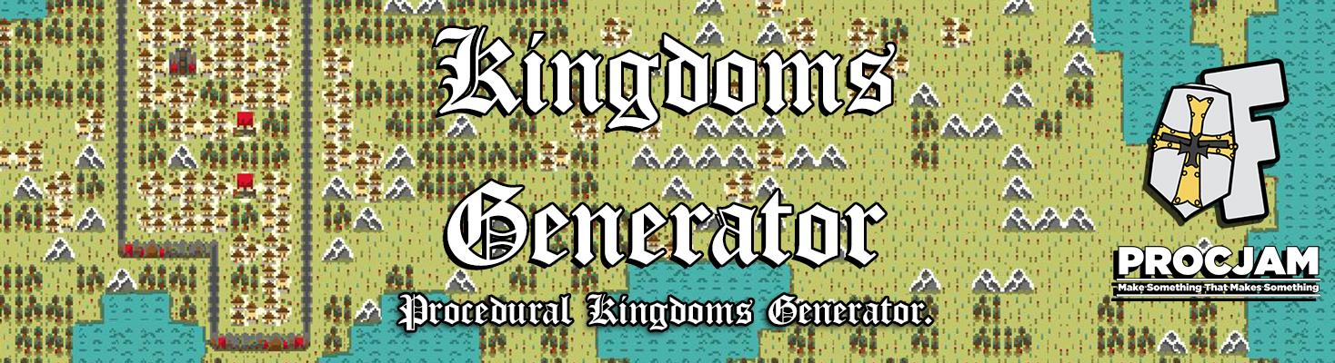 Kingdoms Generator