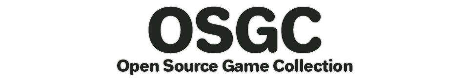 OSGC - Open Source Game Collection