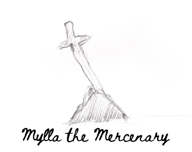 Mylla the Mercenary