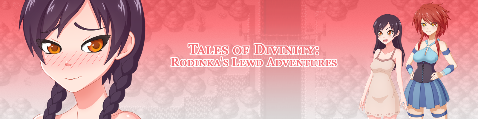 Tales of Divinity: Rodinka's Lewd Adventures