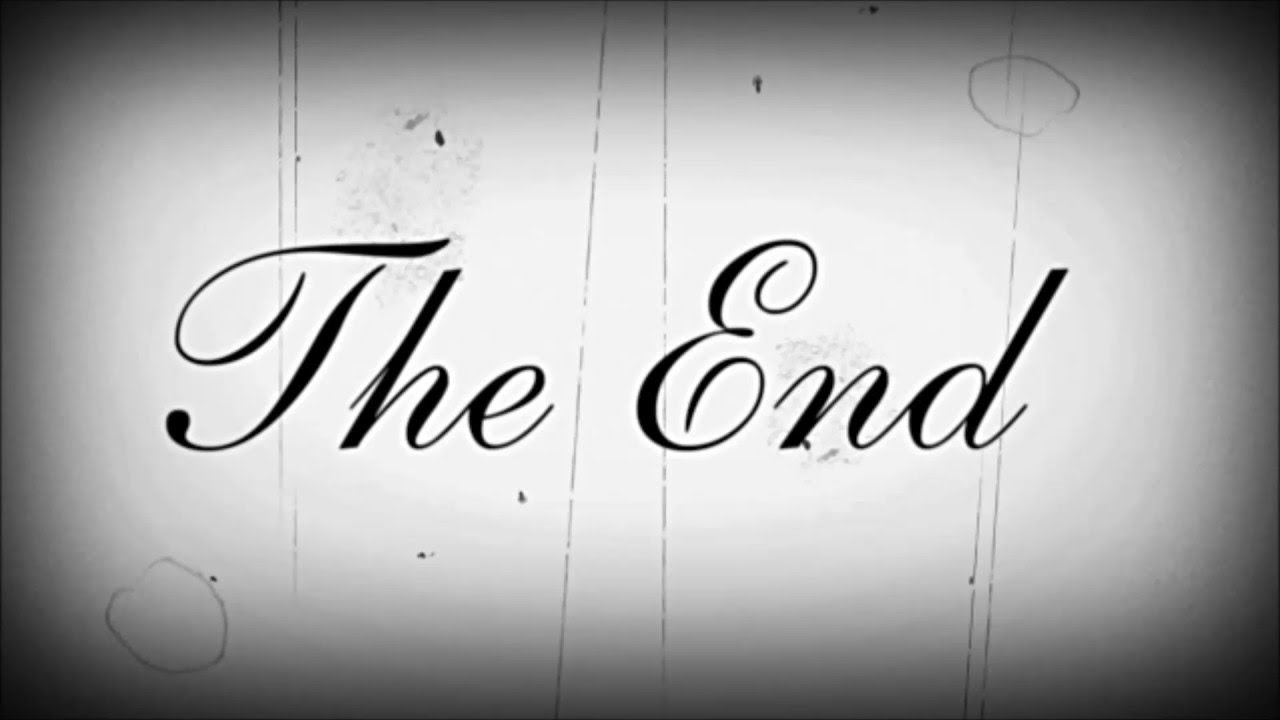 THE END 8