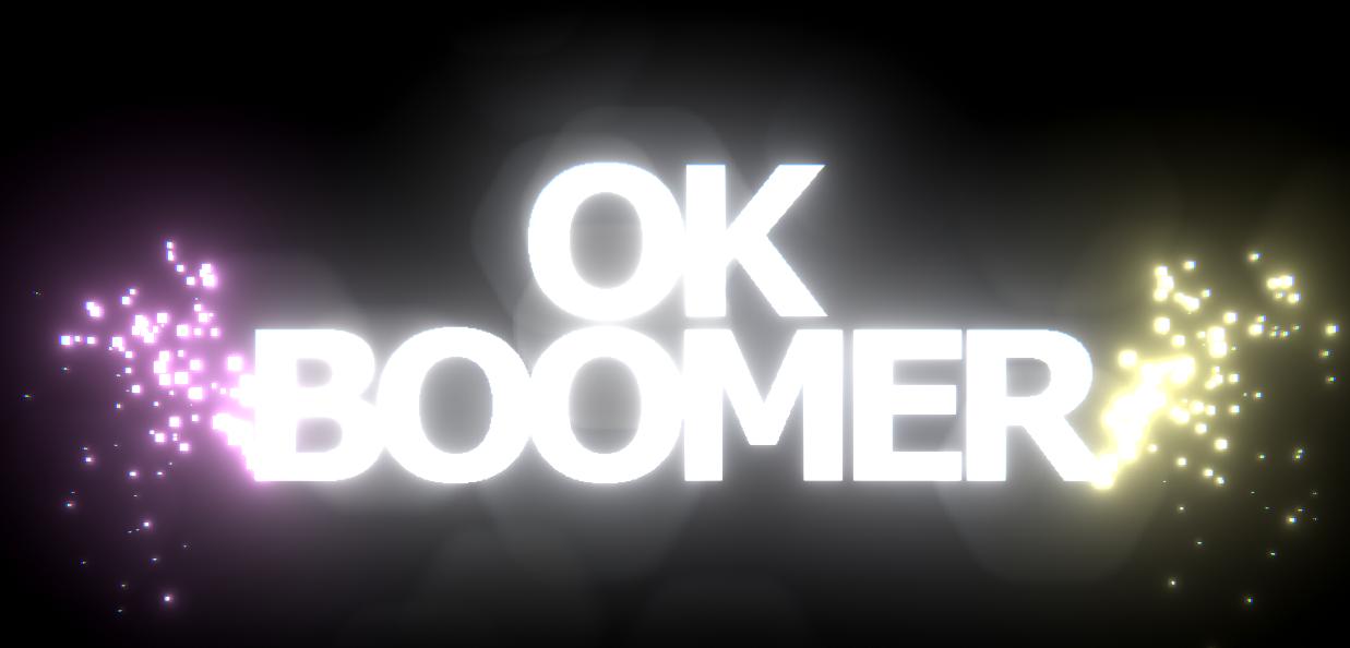 OK BOOMER (demo)