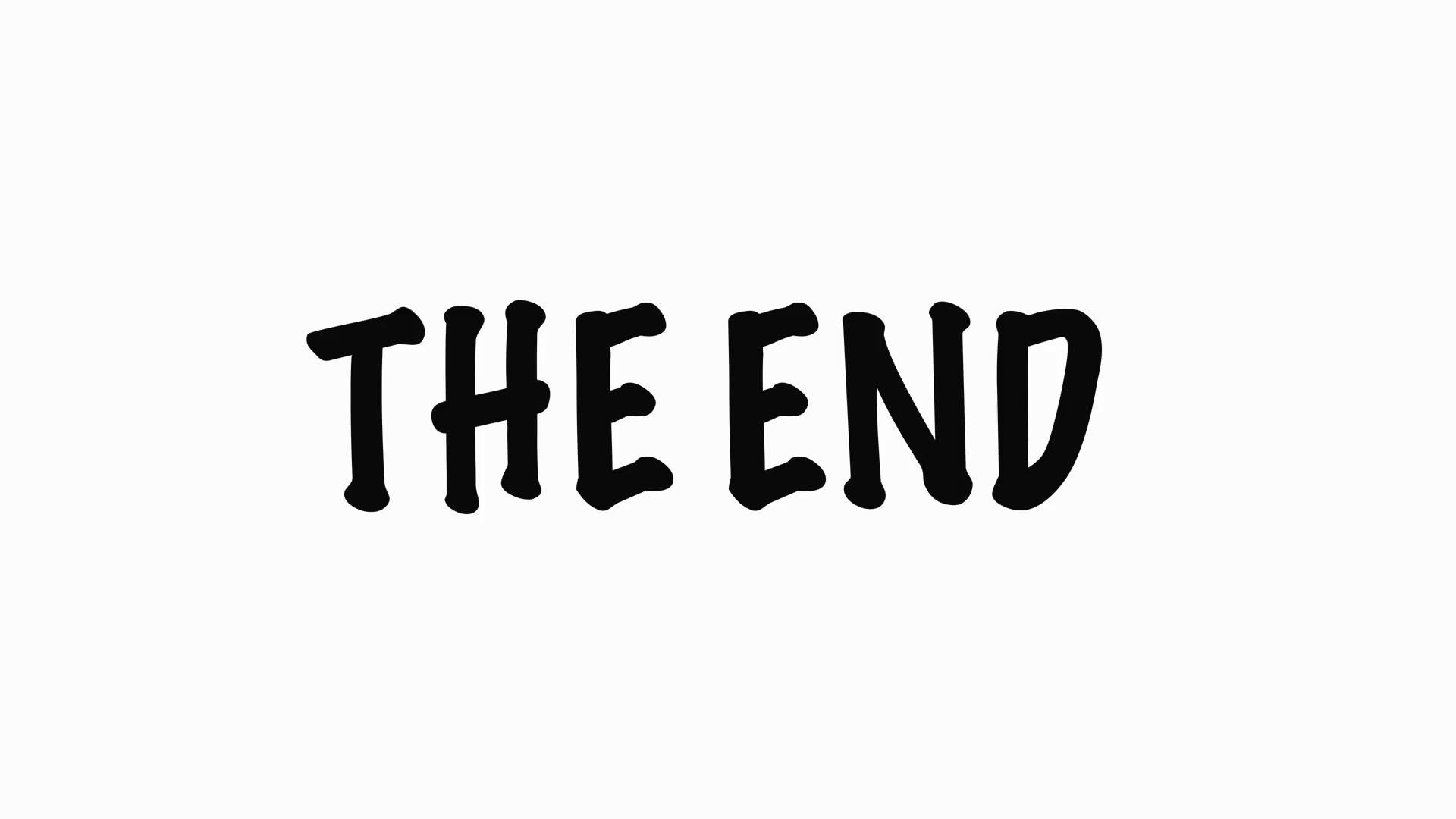 THE END 9