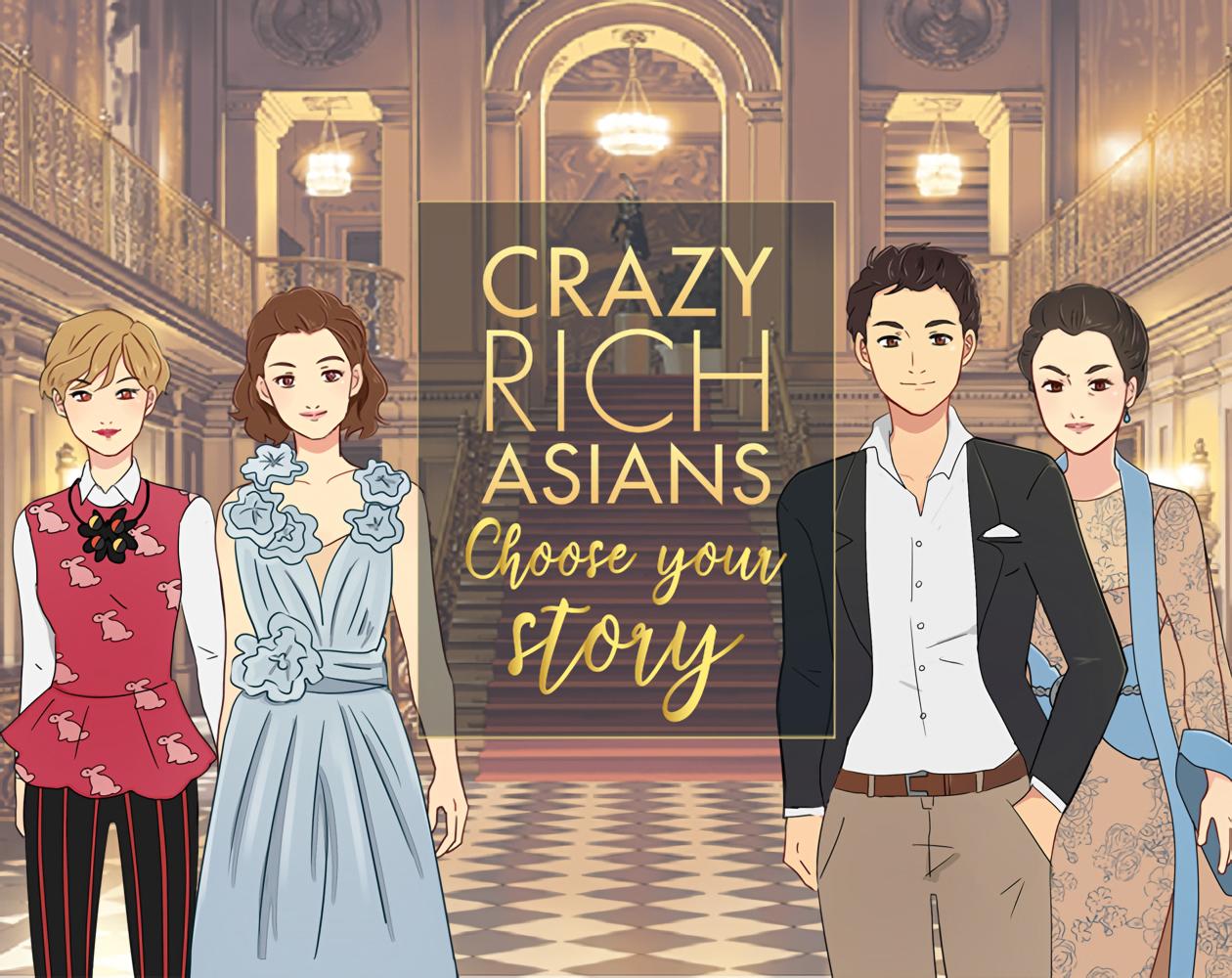 Crazy Rich Asians: Choose Your Story