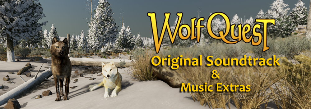 WolfQuest: Soundtrack and Music Extras