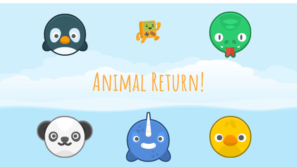 Animal Return!