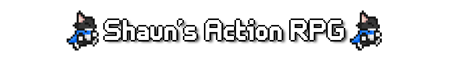 Shaun's Action RPG Tutorial