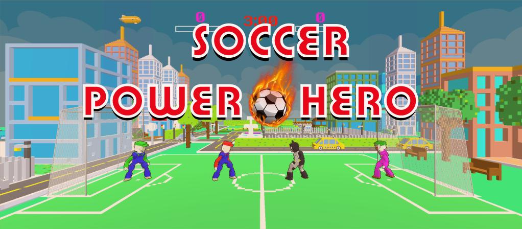 Soccer Power Hero