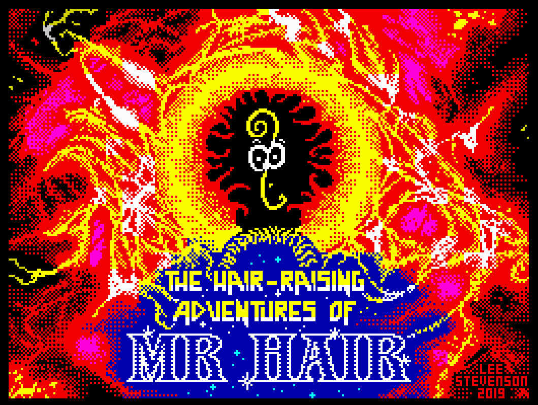 The Hair-Raising Adventures of Mr Hair