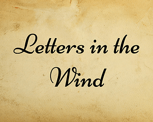 Letters in the Wind