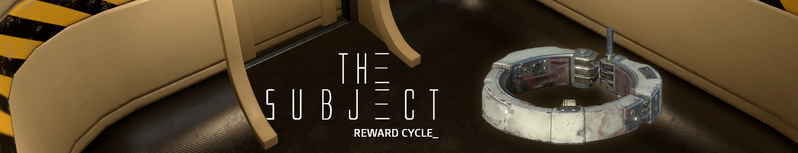 The Subject: Reward Cycle (VR) (Prototype)