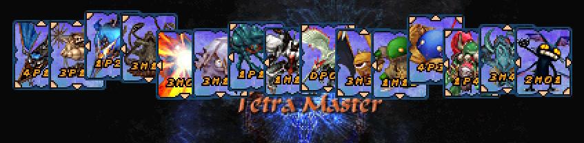 TetraMaster Nostalgia