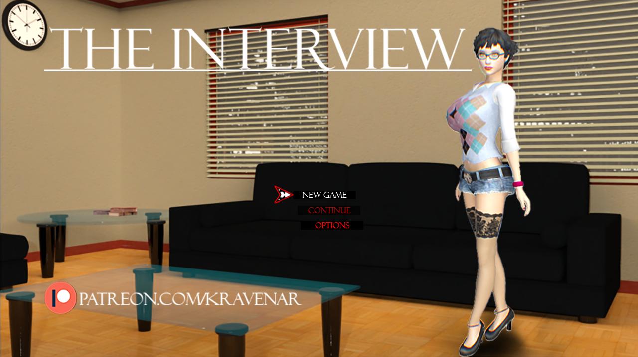 The Interview [XXX Hentai NSFW Minigame]