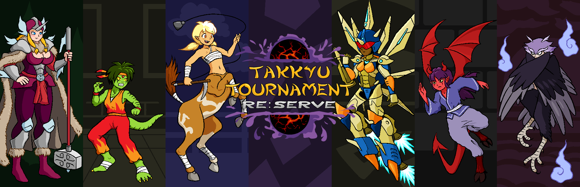 Takkyu Tournament Re:Serve