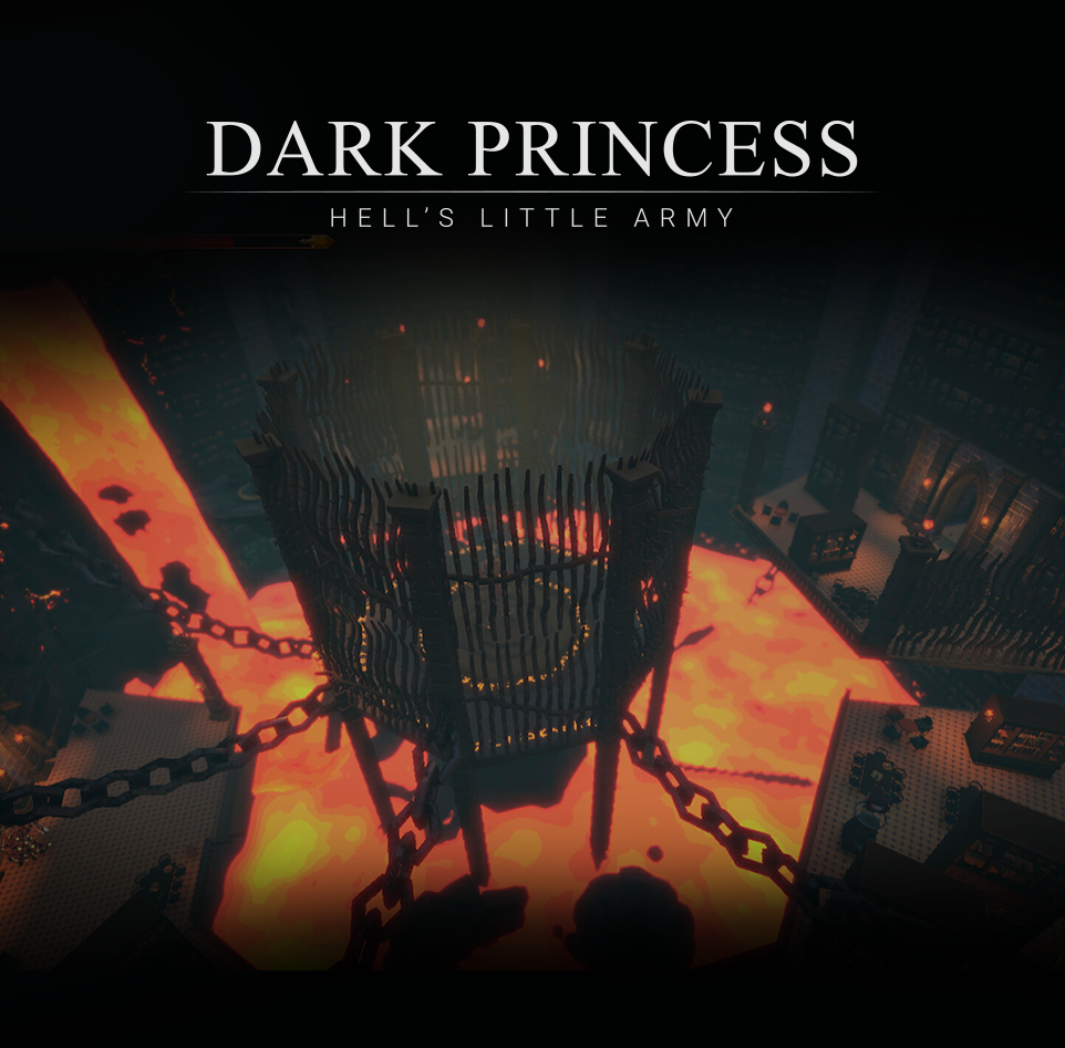 Dark Princess: Hell's Little Army