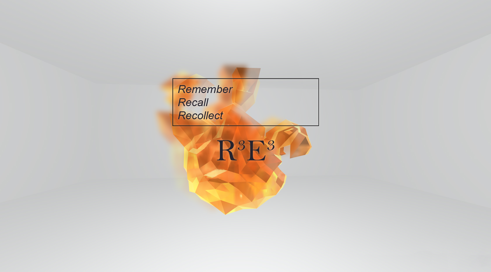 R3E3 [Uni VR project]