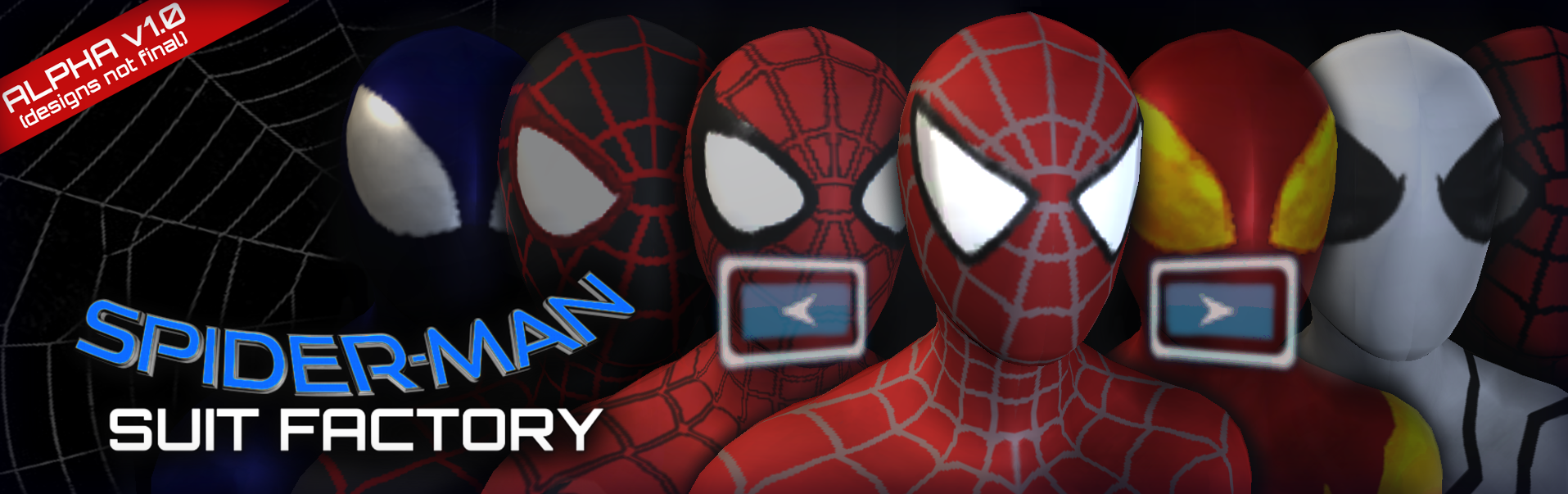Spider-Man: Suit Factory