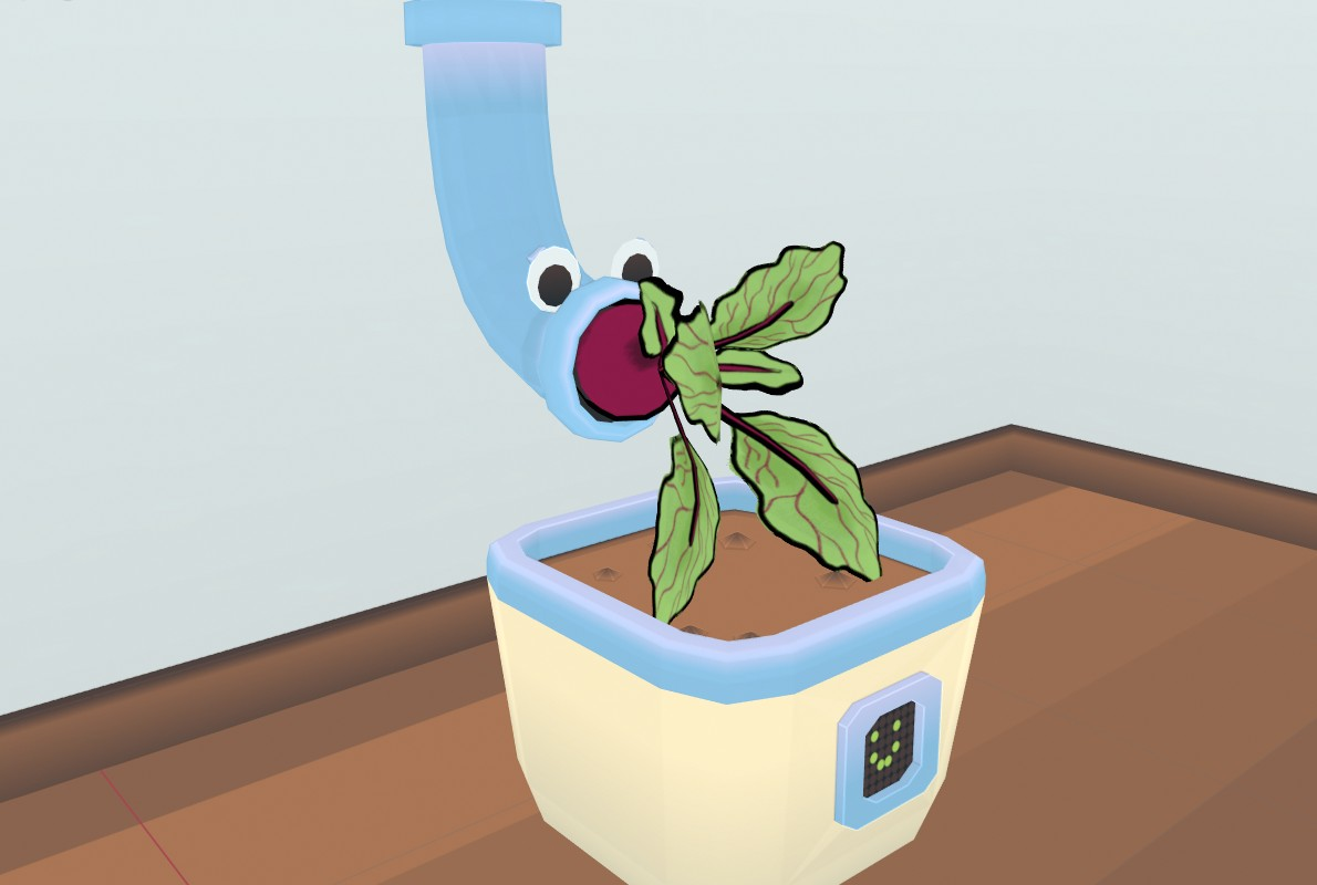 Veggie Sucker
