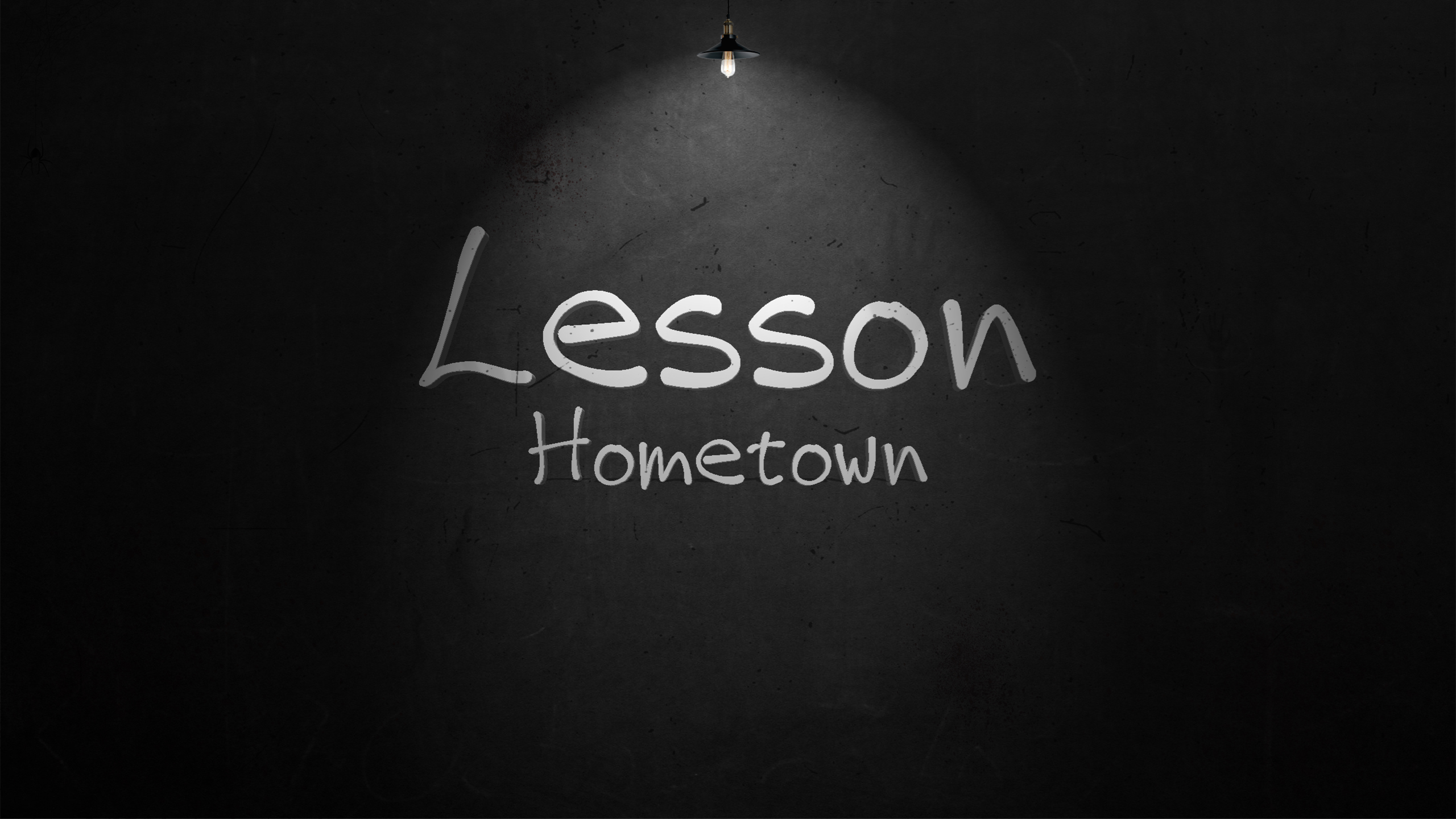 Lesson - Hometown