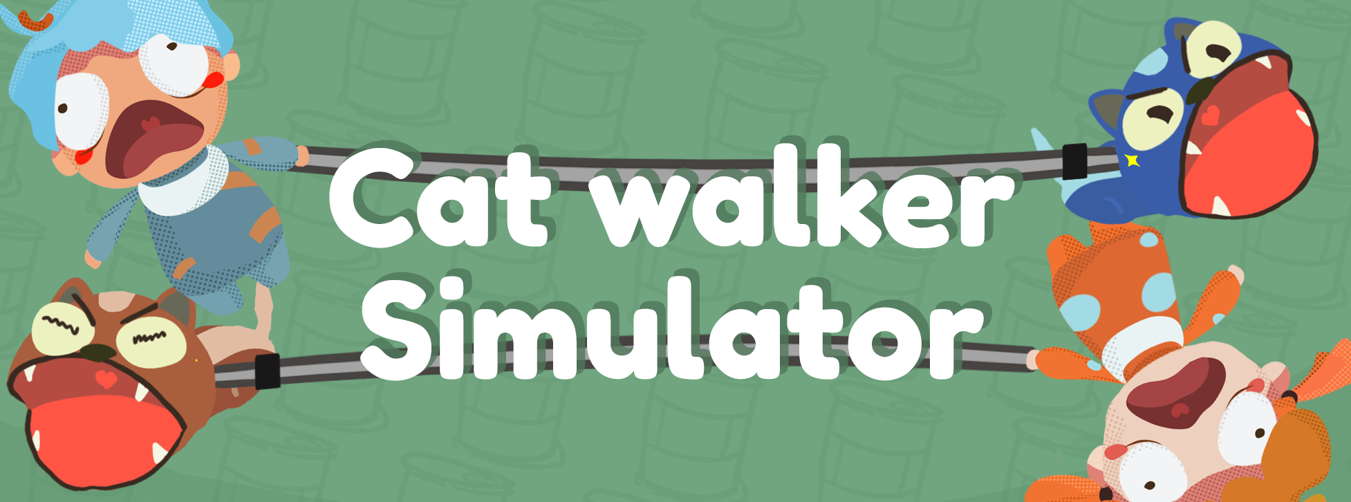Cat Walker Simulator