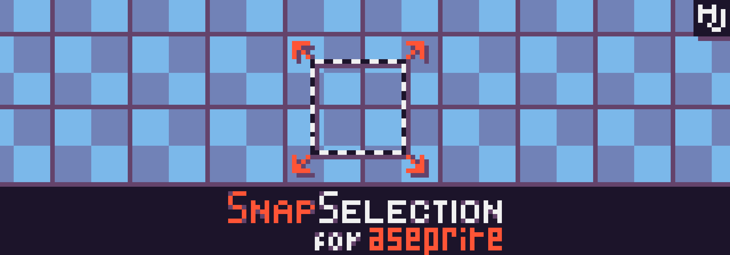 SnapSelection for Aseprite