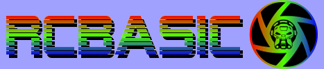 RCBasic - BASIC Programming Language for Games