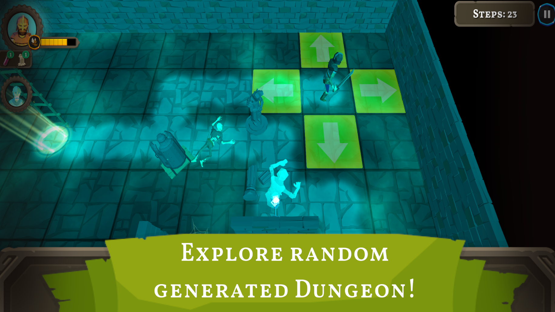 Into The Dungeon: Tactical RPG