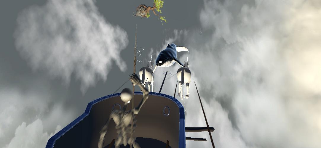 Whale Hunters Race
