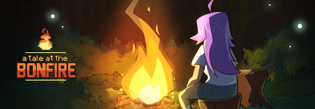A tale at the bonfire