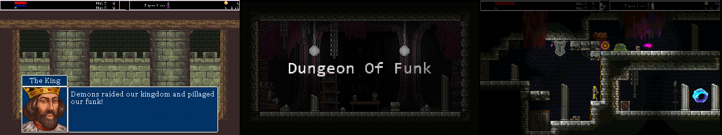 Dungeon of Funk
