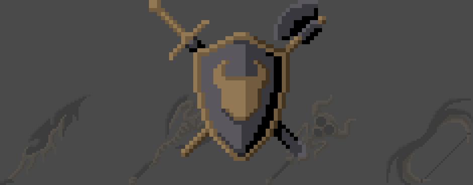 Underworld Weapons And Armor (Pixel-Art)