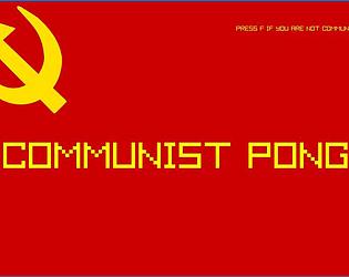 COMMUNIST PONG