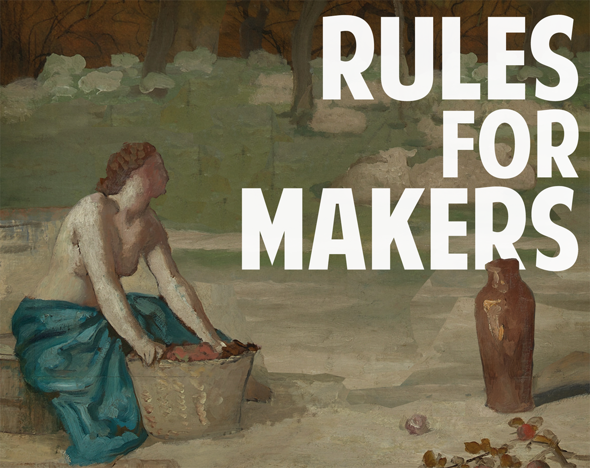 Rules for Makers