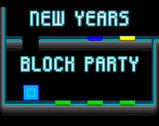 New Years Block Party