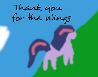 Thank you for the wings