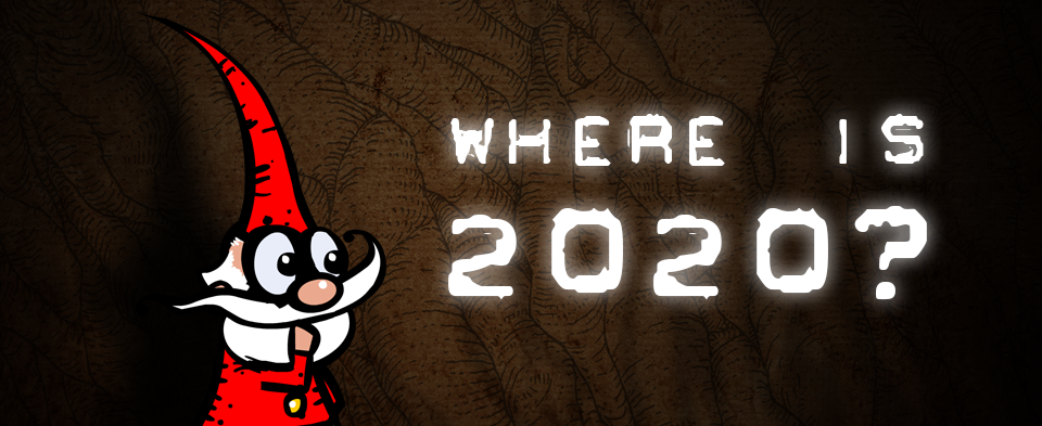 Where is 2020?