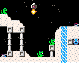 Alien Rescue Mission