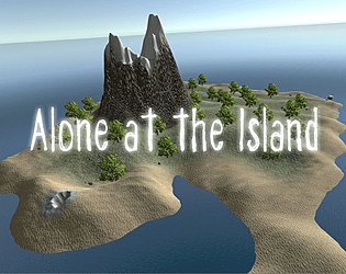 Alone at the Island