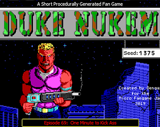 Duke Nukem: One Minute to Kick Ass
