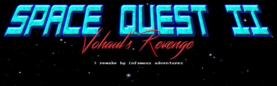 Space Quest II VGA Remake