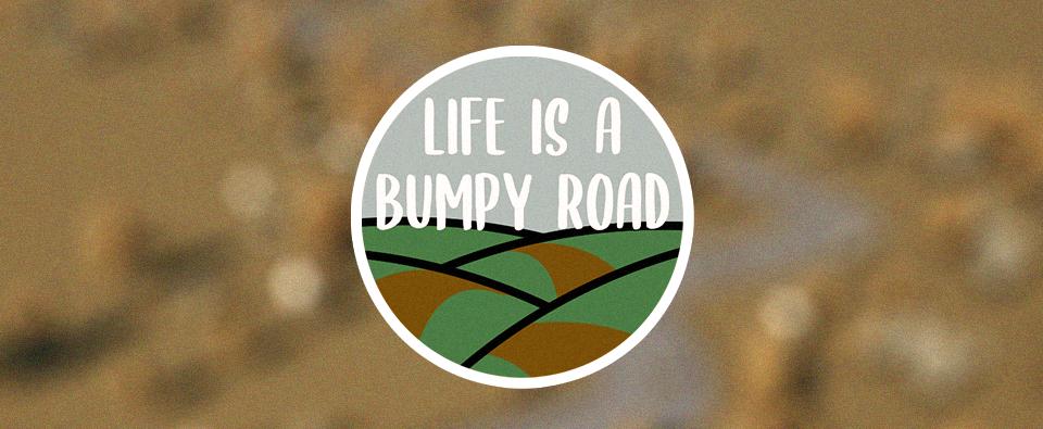 Life is a Bumpy Road