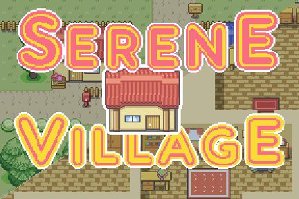 Serene Village - RPG Tileset [16X16]