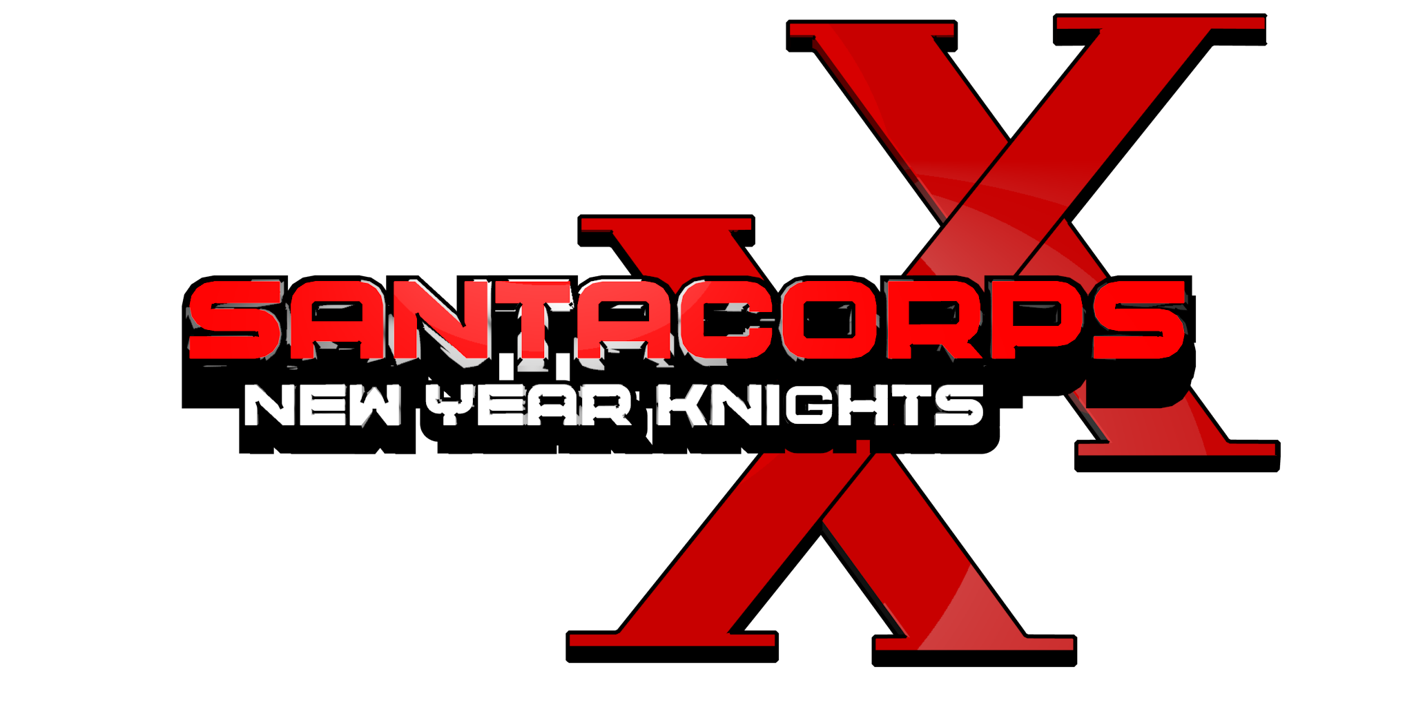 SANTACORPS XX: New Year Knights